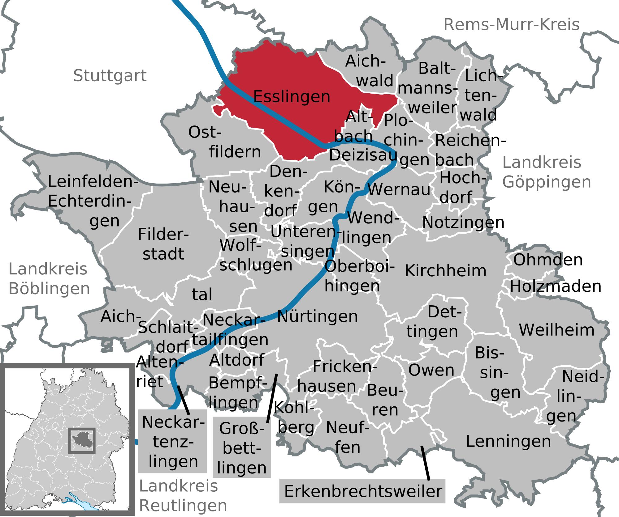 Schlüssel Notdienst Esslingen