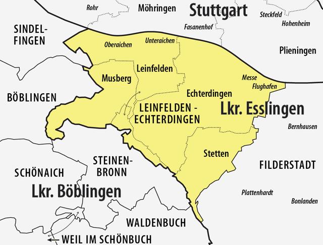 Region Filderstadt